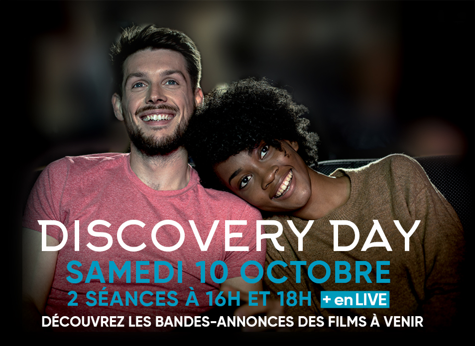 Discovery Day Kinepolis
